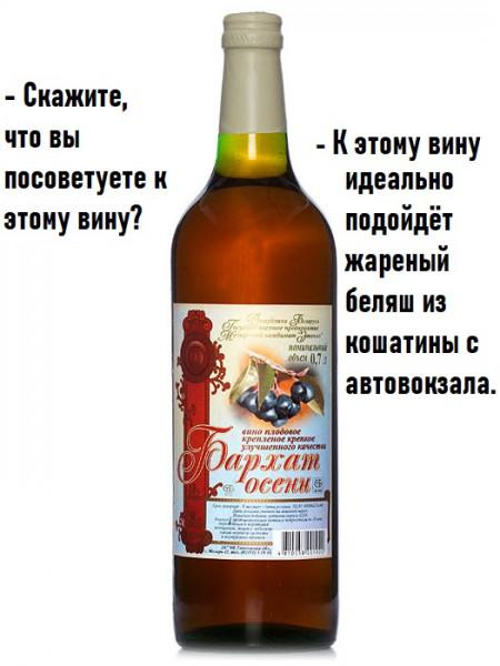 Мем: Истина в вине!, CAHTAHA