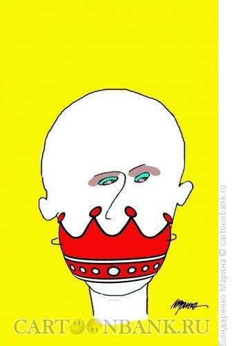 Карикатура: Коронавирус, Китай , Маска, Бондаренко Марина