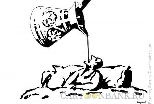Карикатура: Пытка, Богорад Виктор