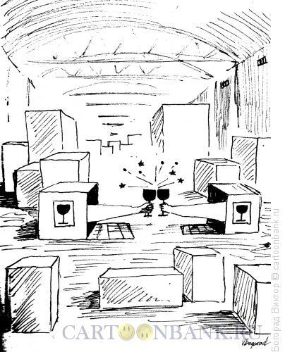 Карикатура: Склад, Богорад Виктор