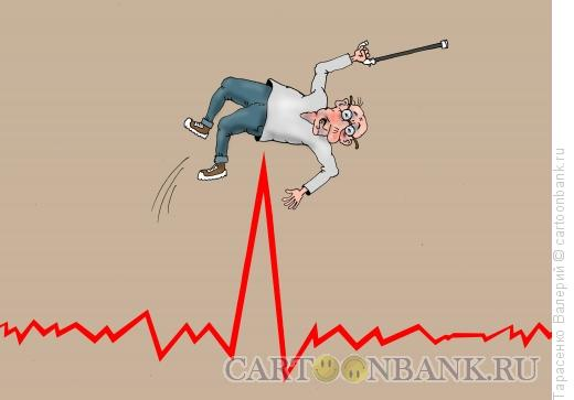 Карикатура: Пенсионная реформа, Тарасенко Валерий