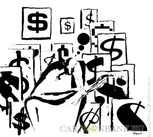 Карикатура: Художник и его творчество, Богорад Виктор