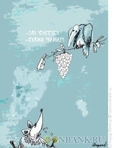 Карикатура: Путаница, Богорад Виктор