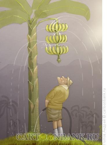 Карикатура: Фонтан, Попов Андрей