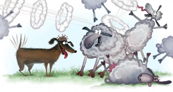 Карикатура: Шапочка, Иванов Игорь