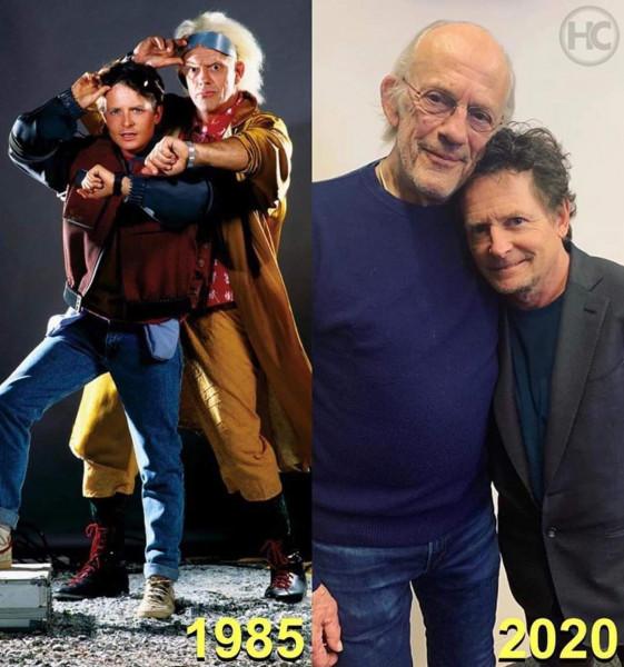 Мем: Док и Марти, Andrews
