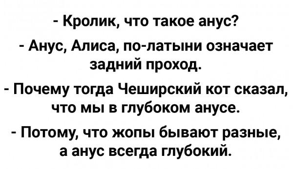 Мем: Умный кролик, Никитин