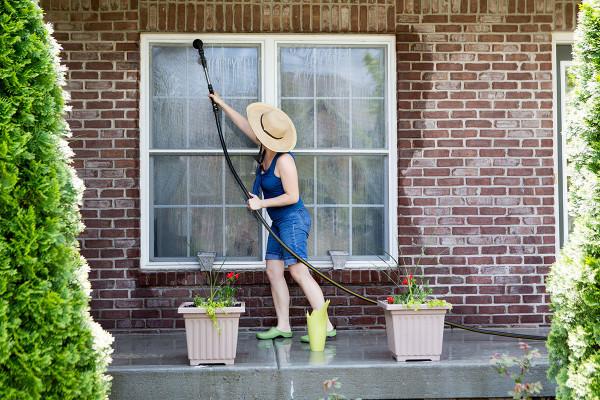 Мем: Вчера помыла окна - сегодня рассвело на час раньше!, Казачка26
