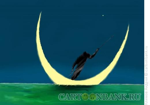 Карикатура: Migration2, Климов Андрей