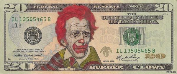 Мем: Доллар преодолел важную психологическую отметку - всем уже пофиг, сколько он стоит !, Казачка26