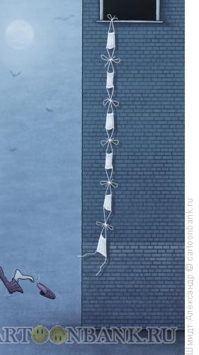 Карикатура: Вирусомания - 11, Шмидт Александр