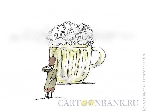 Карикатура: Овцы, Климов Андрей