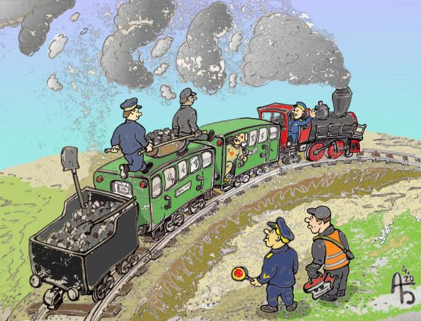 Карикатура: Ошибка, backdanov