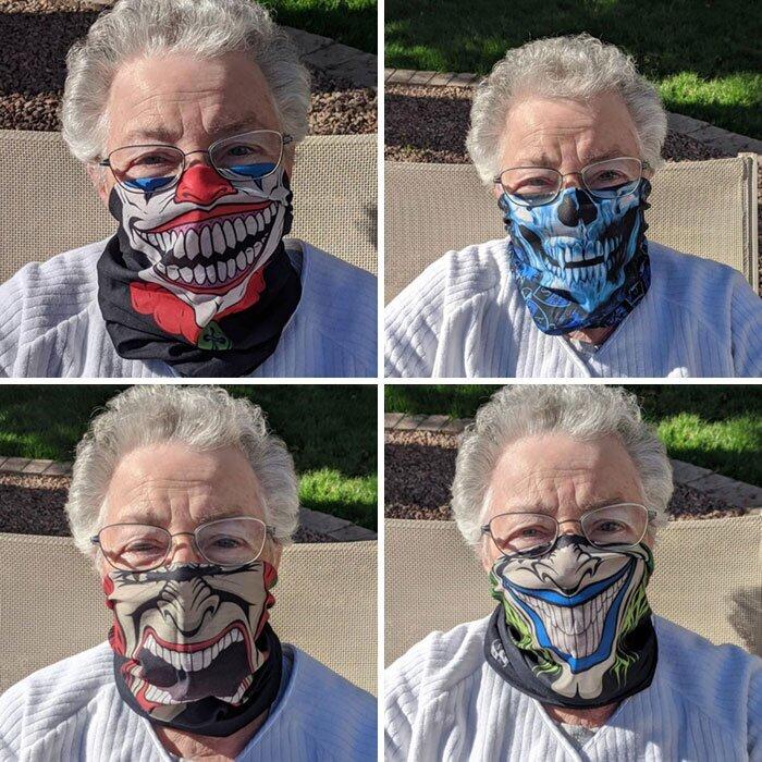 Мем: Бабушка с отменным чувством юмора, Jethro