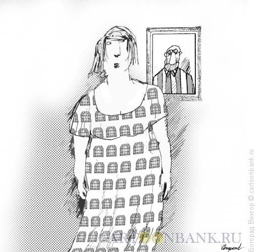 Карикатура: Семья, Богорад Виктор