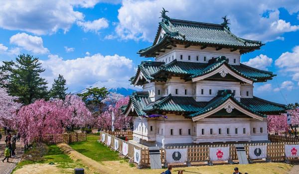Мем: Япония. Цветение сакуры., Гексоген