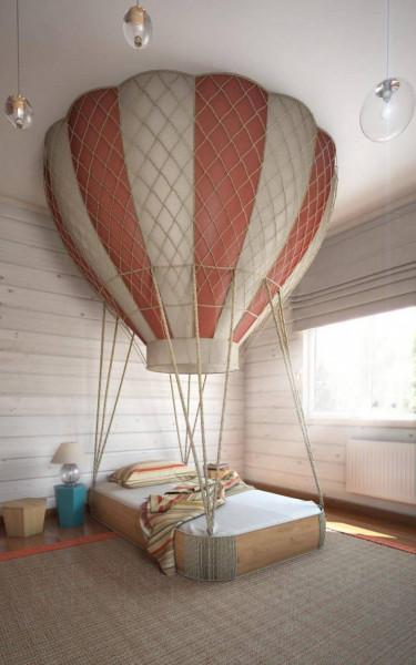 Мем: ...На большом воздушном шаре мандаринового цвета мы с тобой проводим это лето!