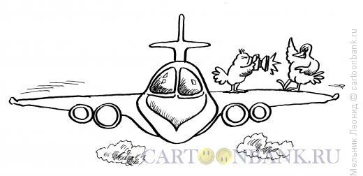 Карикатура: Фото на память, Мельник Леонид