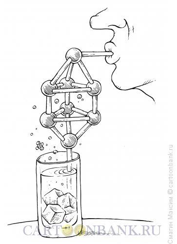 Карикатура: Вкусовые добавки, Смагин Максим
