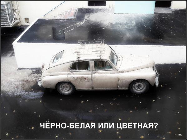 Мем: Цветной!, Афоня Радостный