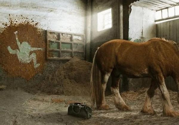 Мем: Никогда не стойте сзади лошади!, Дед Макар