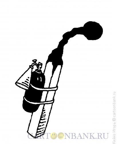 Карикатура: Огнезащита, Кийко Игорь