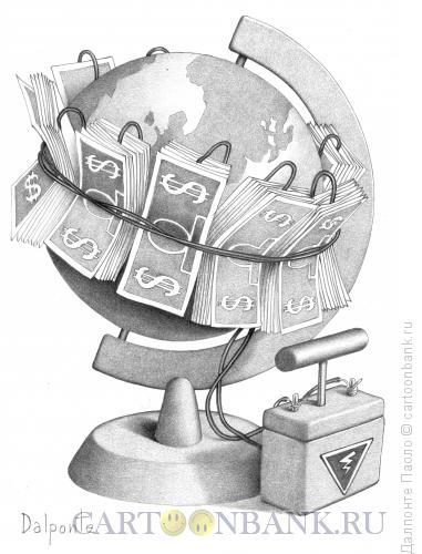 Карикатура: терроризм, Далпонте Паоло