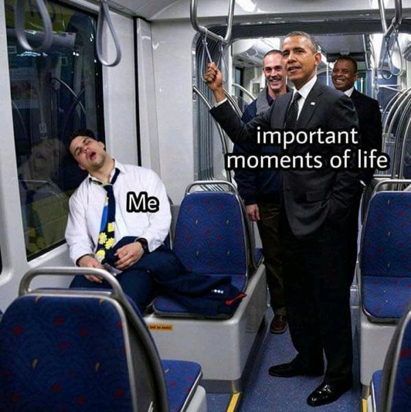 Мем: Когда проспал важный момент, Дед Макар