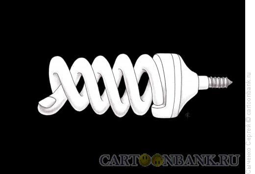 Карикатура: Конец света, Сыченко Сергей