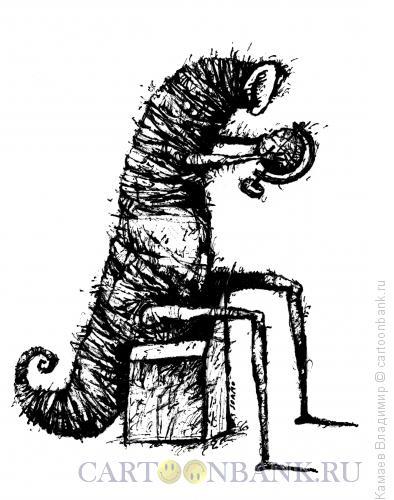 Карикатура: Антиутопия, Камаев Владимир