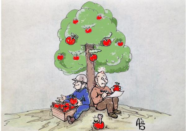 Карикатура: Разное применение, backdanov