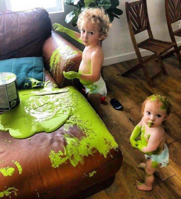 """Мем: Цвет """"зелёный шартрез"""" - лучший цвет для успокоения нервов., Гексоген"""