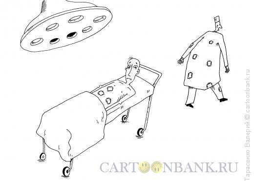 Карикатура: Пересадка, Тарасенко Валерий