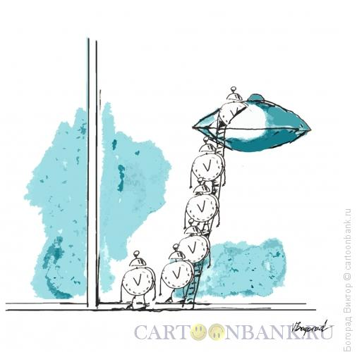 Карикатура: Вторжение, Богорад Виктор