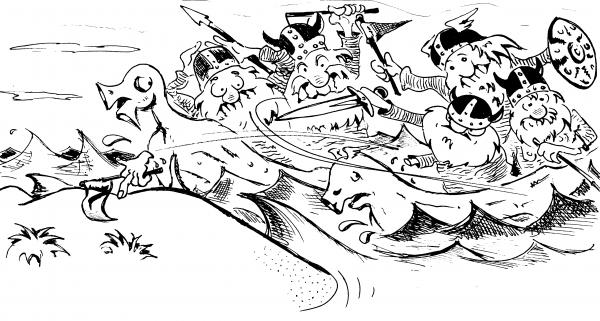 Карикатура: ЗАСТОЛБИЛ., Константин Мухоморов
