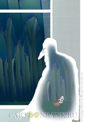Карикатура: Инфантилизм, Богорад Виктор