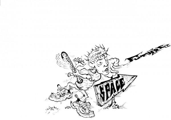 Карикатура: ПОДАЧА., Константин Мухоморов