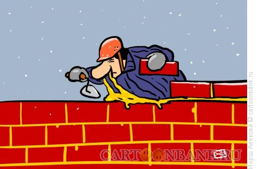 Карикатура: На соплях, Иорш Алексей