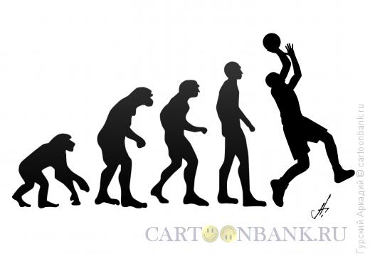 Карикатура: эволюция, Гурский Аркадий