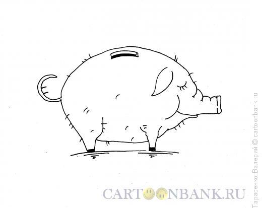 Карикатура: Только для евро, Тарасенко Валерий