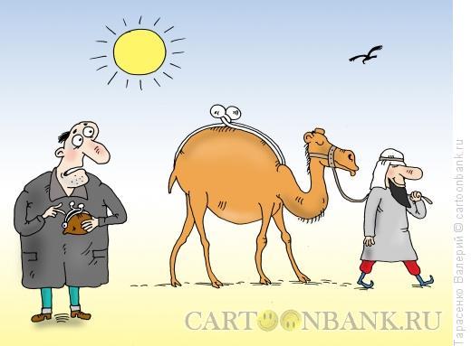 Карикатура: Кошелёк, Тарасенко Валерий