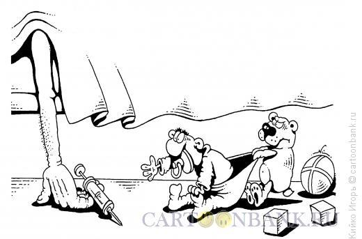 Карикатура: Стоп наркотик!, Кийко Игорь