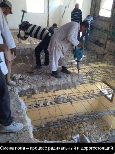 Мем: Совет начинающему строителю:, leva