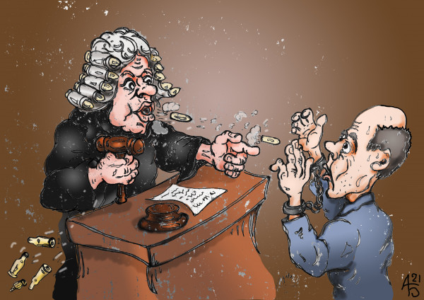 Карикатура: Приговор, backdanov
