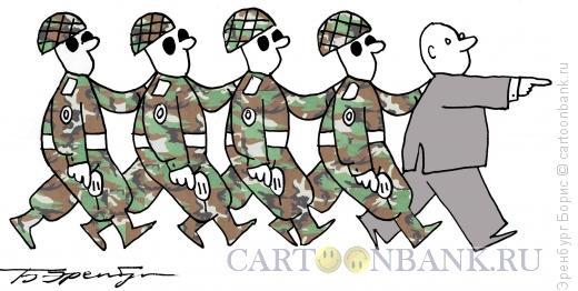 Карикатура: политика, Эренбург Борис