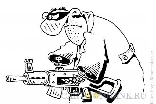 Карикатура: Мутант, Кийко Игорь