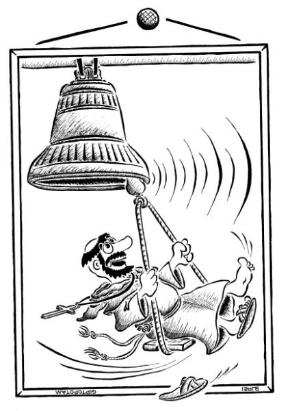 Карикатура: У попа была со...ната, Giptopotam