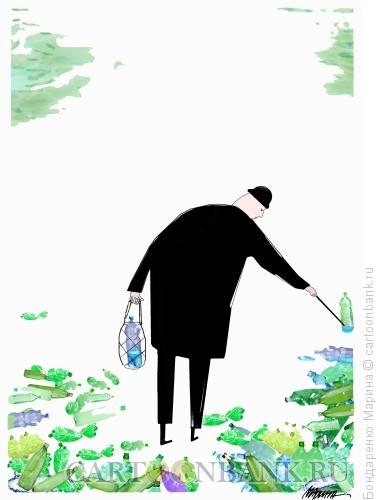 Карикатура: Вода, Экология, Бондаренко Марина