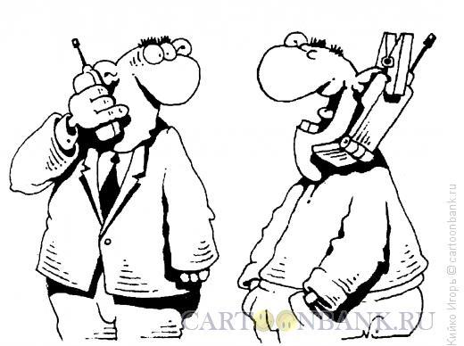 Карикатура: Манерный, Кийко Игорь
