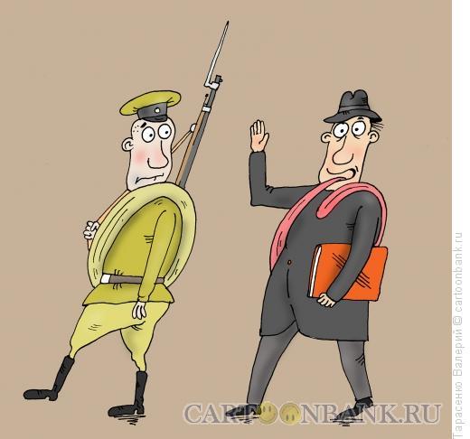 Карикатура: Риторика, Тарасенко Валерий